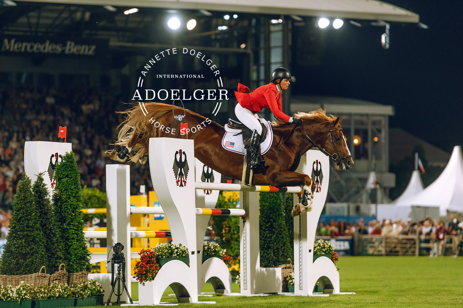 Elizabeth Madden Darry Lou Nation Cup CHIO Aachen 2019