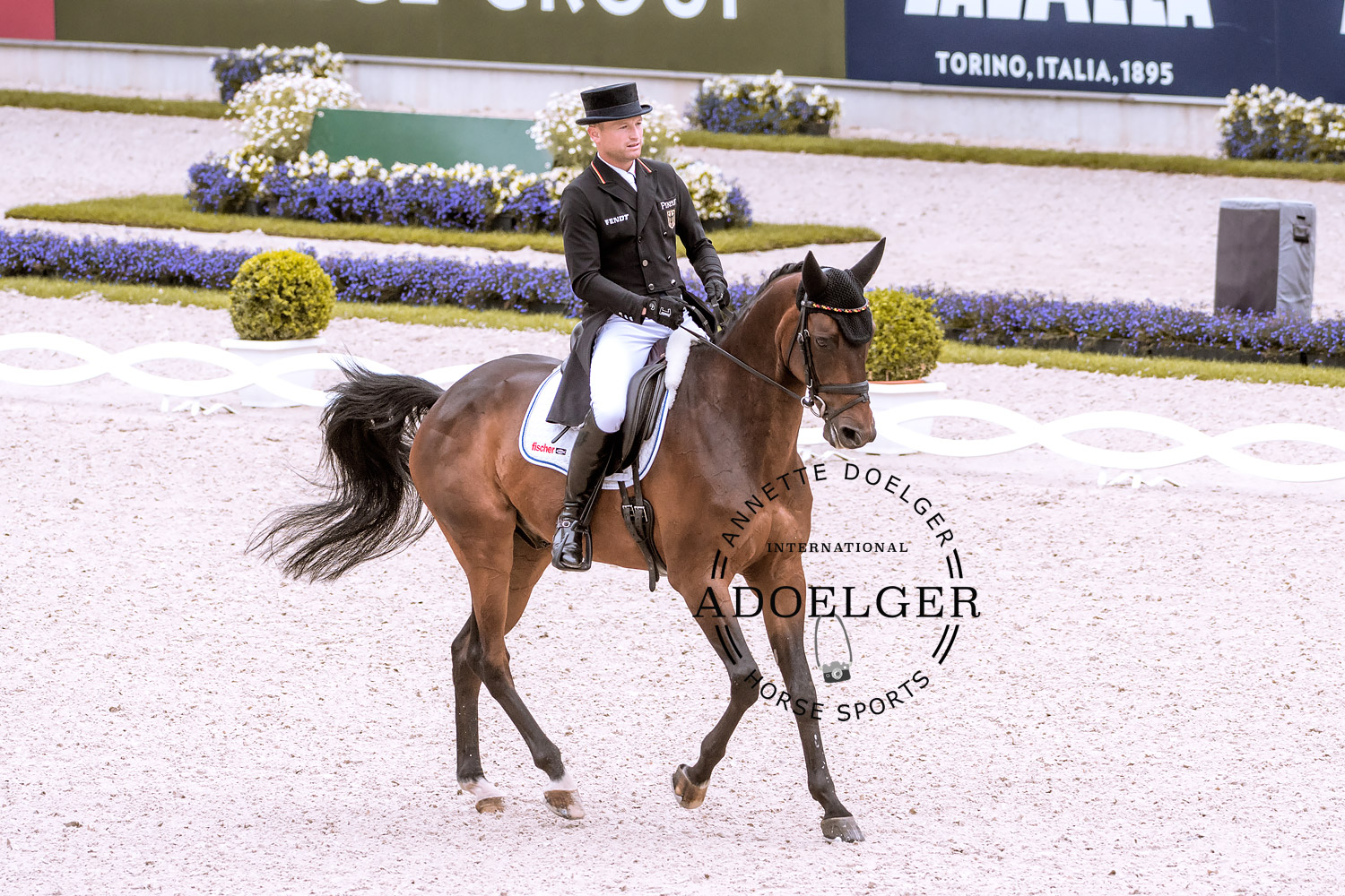 Michael Jung Star Connection SAP-Cup CHIO Aachen 2019 Dressur