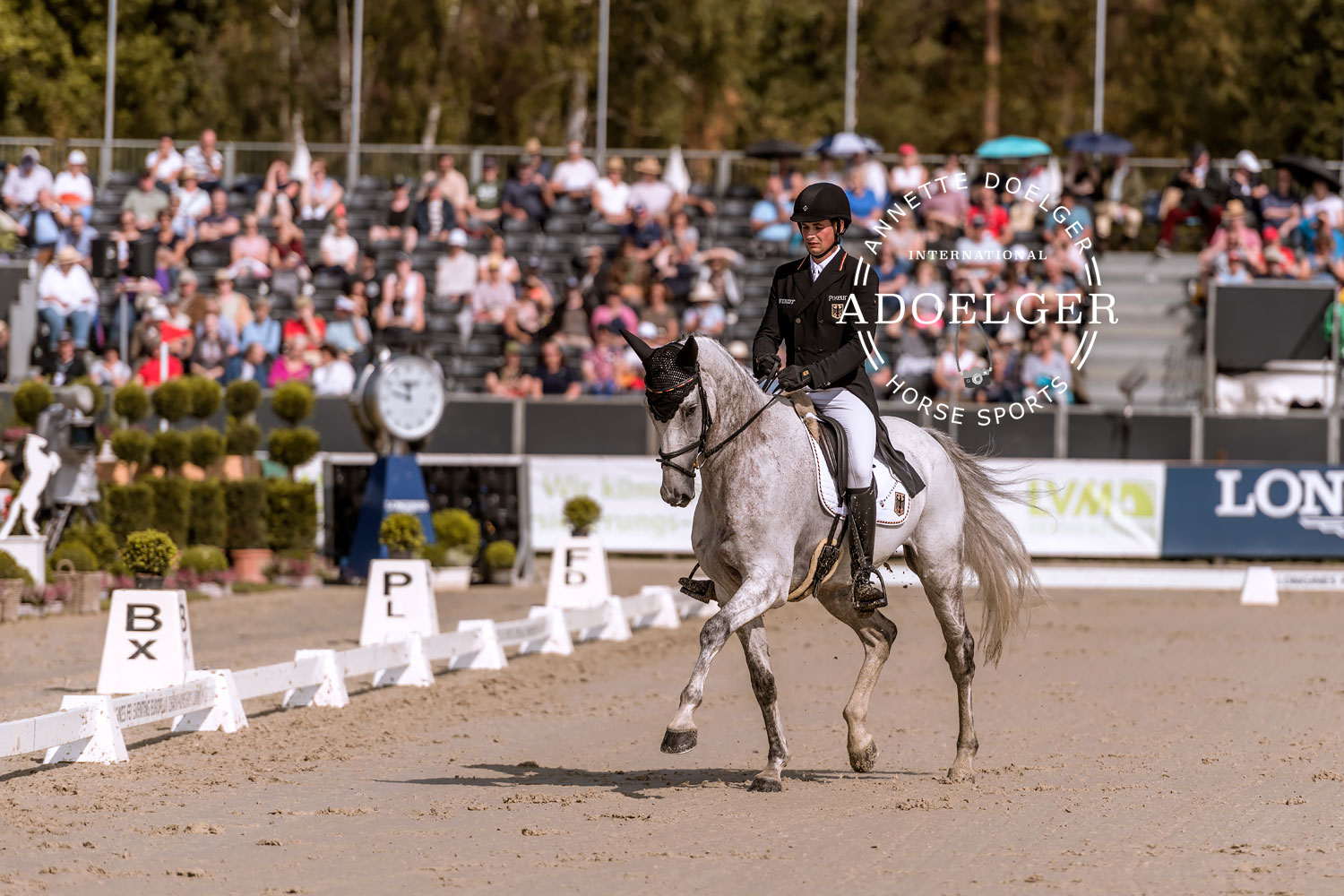 Christoph Wahler Carjatan S European Championships Eventing Luhmuehlen 2019