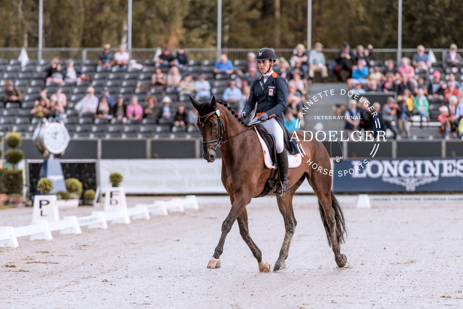 Merel Blom Chiccolino European Championships Eventing Luhmuehlen 2019