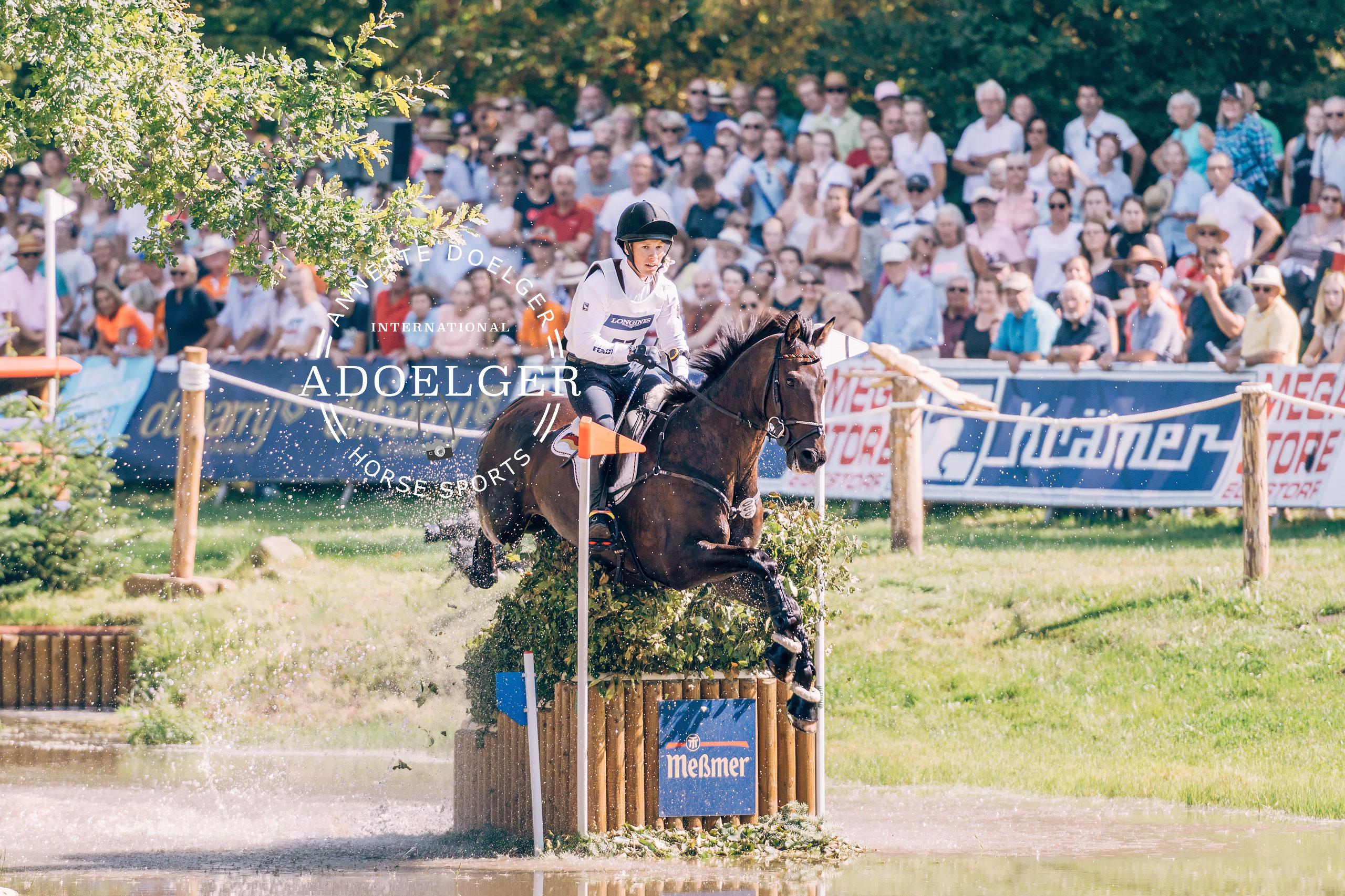 Felix Etzel Bandit European Championships Eventing Luhmuehlen 2019