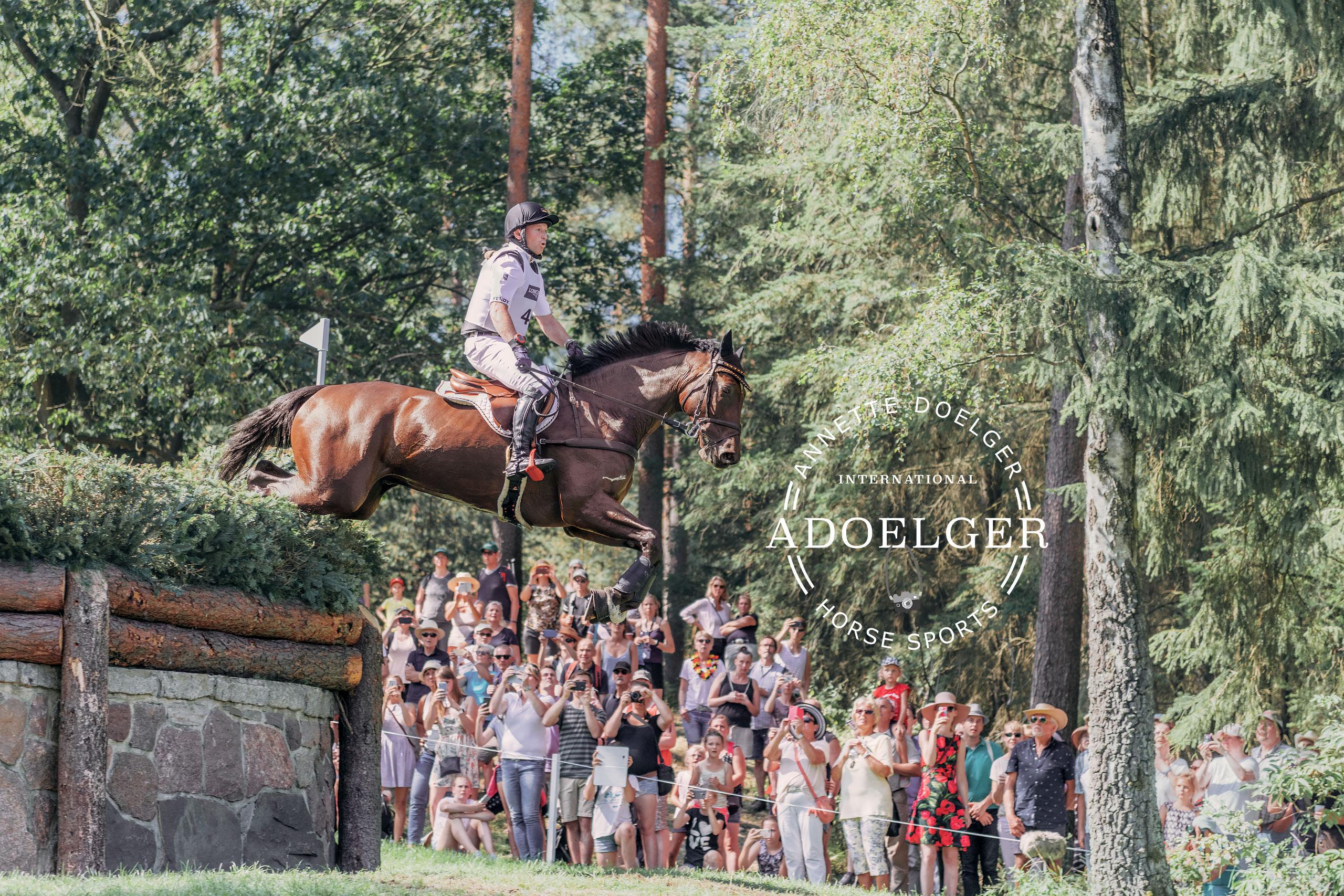 Michael Jung fischerChipmunk FRH European Championships Eventing Luhmuehlen 2019