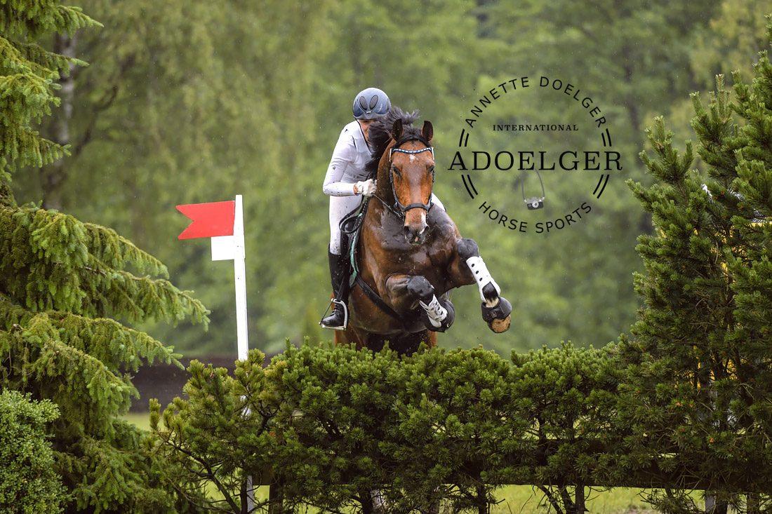 Reiten Vielseitigkeit Westerstede Pferdesport Juni 2020